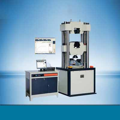 300KN微机控制电液伺服液压万能试验机
